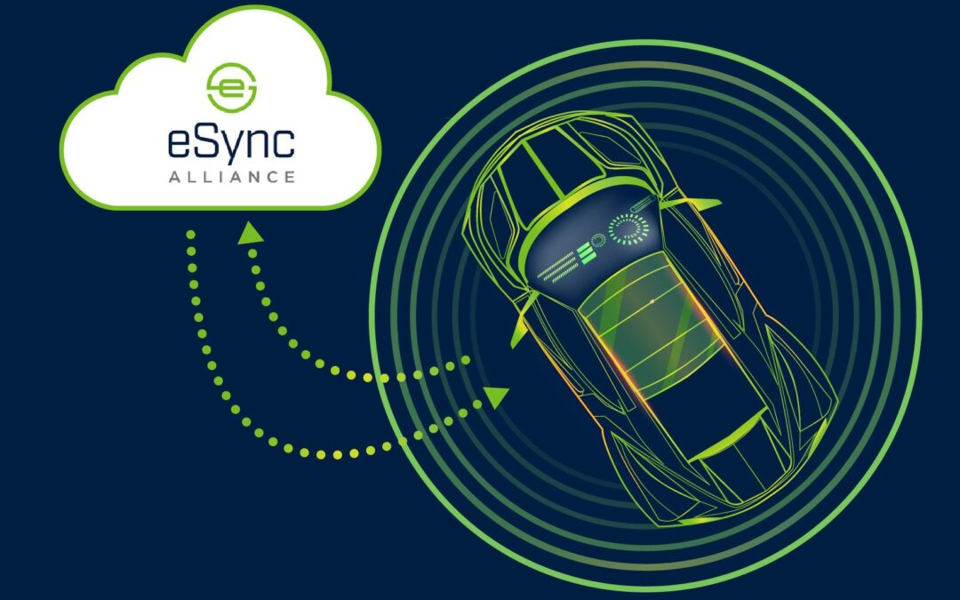 eSync™ Alliance announces v2.0 specification for automotive OTA updates and data gathering