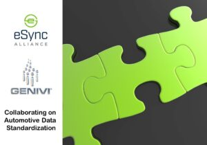 The eSync Alliance and the GENIVI Alliance are putting the pieces together to simplify and standardize automotive data.
